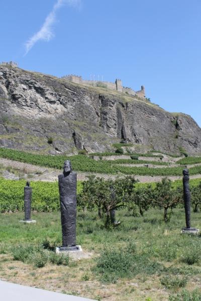 Châteaux de Tourbillon et Valère - www.balades-en-famille.ch