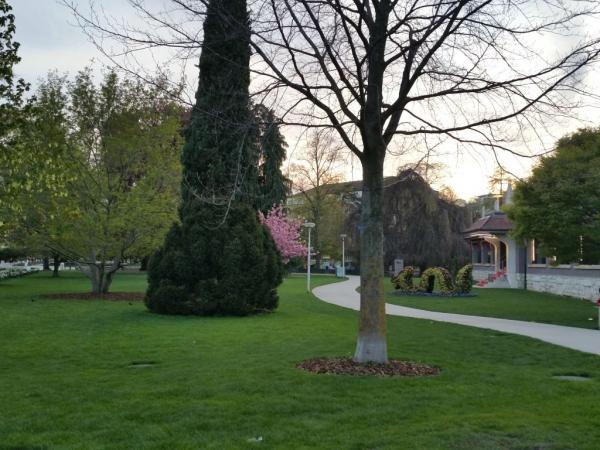 Promenade num rique nergie et urbanisme for Jardin anglais neuchatel