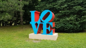 Love, de Robert Indiana